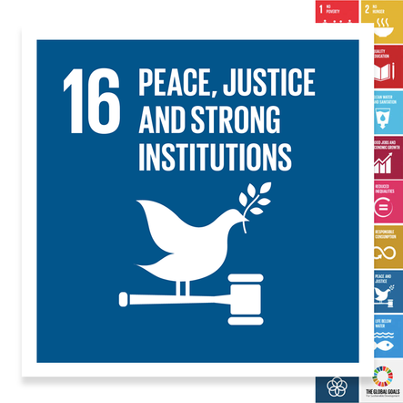 Localising the SDGs: Peace Justice and Strong Institutions