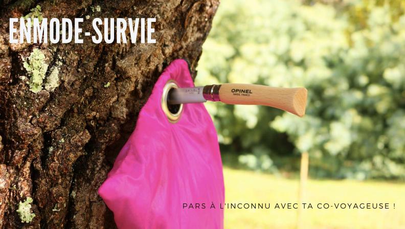 Kit de randonnée éco-responsable - Enmode-survie