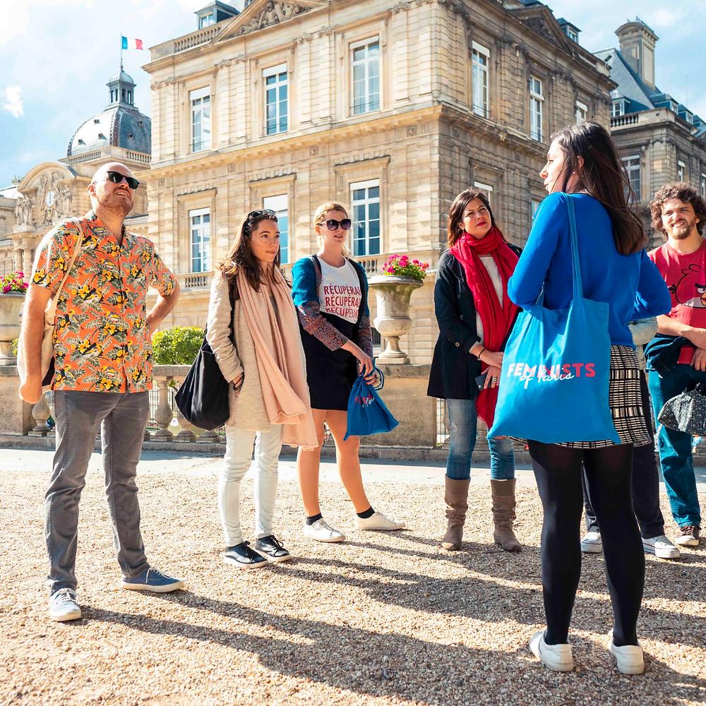 Visite guidée de Paris féministe - Feminist in the City