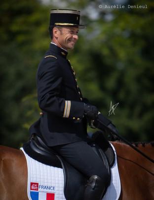 Lieutenant Colonel Thibaut Valette