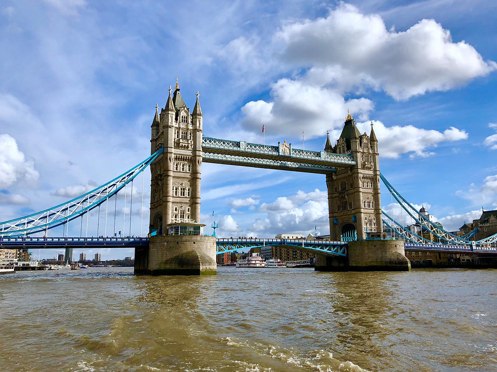 Tower Bridge (Credits Aurélie Denieul - iPhone 8 Plus)
