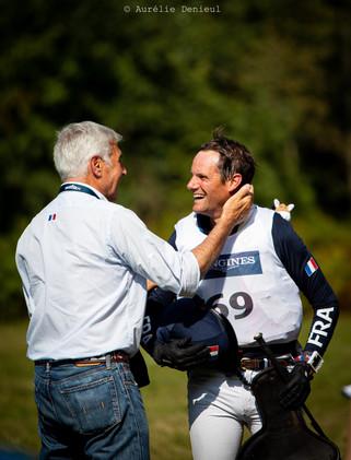 Nicolas Touzaint & Thierry Pomel