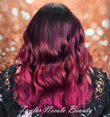 Pink Fuschia Vivid