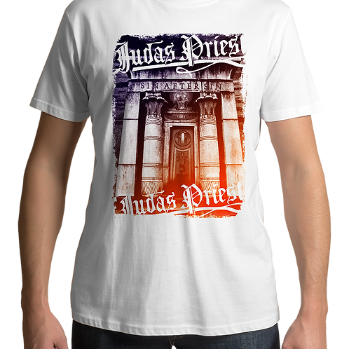 Judas Priest - Sin After Sin (White T-Shirt)