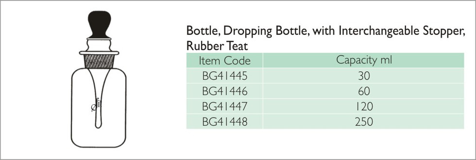 5-1 BOTTLE, DROPPING BOTTLE, WITH INTERC