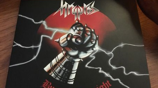 Kyptos - Burn Up The Night (CD - Digipak)