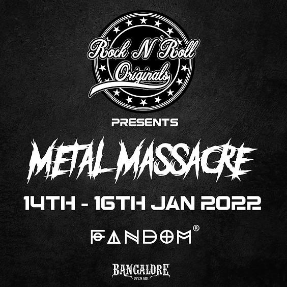 Metal Massacre Day 3