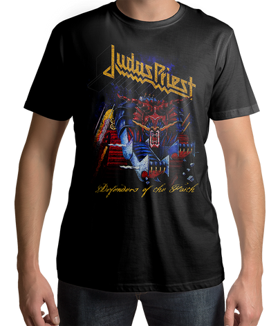 Judas Priest - Defenders Of The Faith (Front)