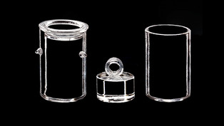 Transparent Quartzware