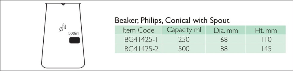 1-5 BEAKER PHILIPS CONICAL WITH SPOUT.jp
