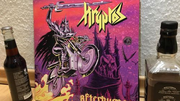 Kryptos - Afterburner (Vinyl)