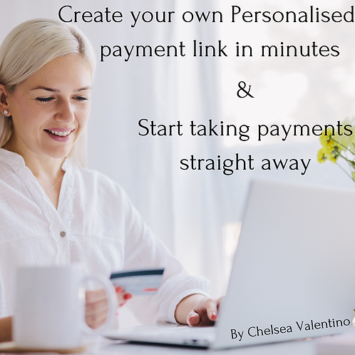 Create your own personalised payment link