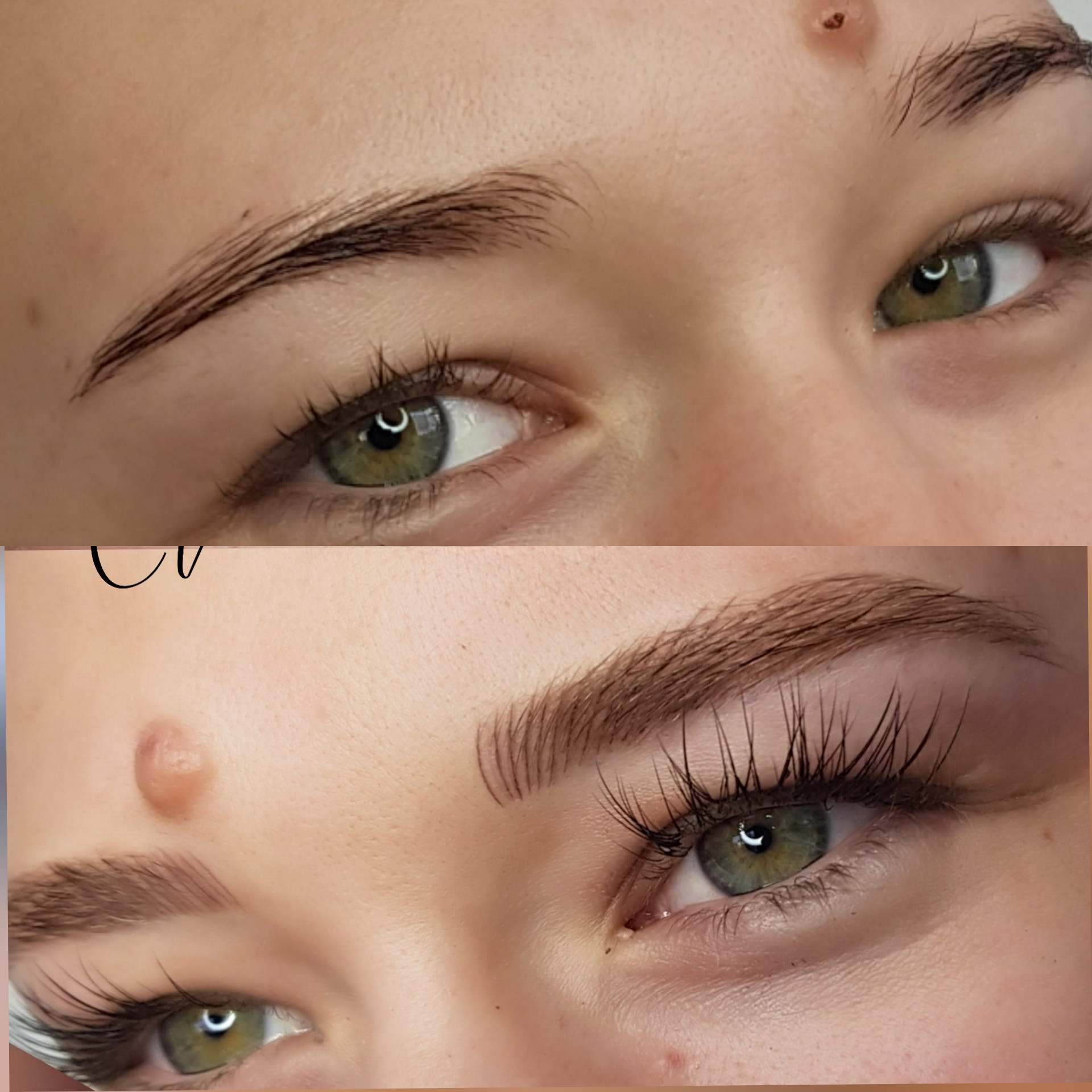 Microblading / Feathertouch cosmetic tattoo / Eyebrows / Bunbury