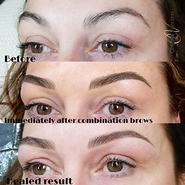 Cosmetic Tattoo / Eyebrows / Bunbury