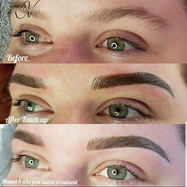 Combination Cosmetic Tattoo / Eyebrows / Bunbury