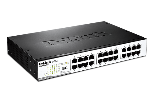Switch 24P 10/100/1000 D-Link