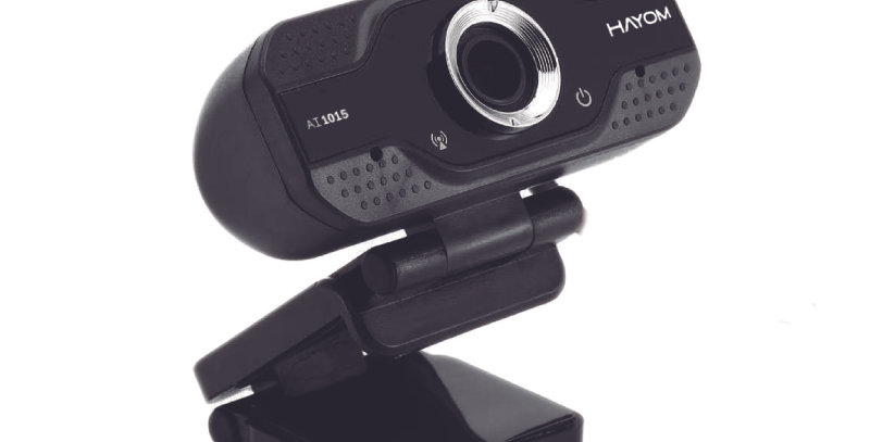 Web Cam  FULL HD 1080P  USB 2.0  AI1015 Haycom