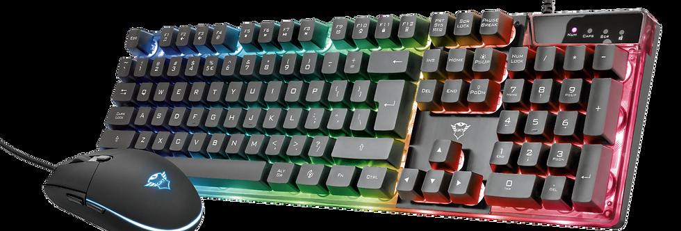 Kit Gamer GXT 838 Azor - Trust