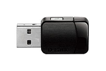 Adaptador USB Wireless AC 750 D-Link