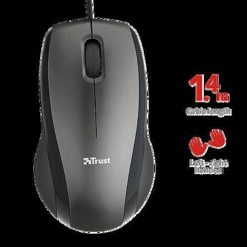 Mouse USB Com Fio Carve T 15862 cTrust