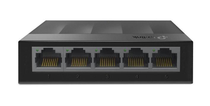 Switch Gigabit de Mesa com 5 portas - Tplink