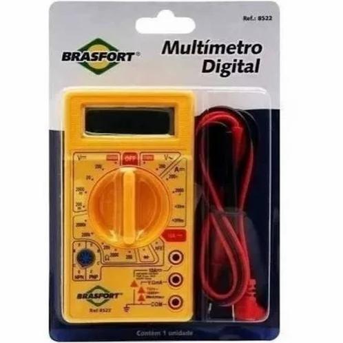 Multilmetro DT 830B Multitoc