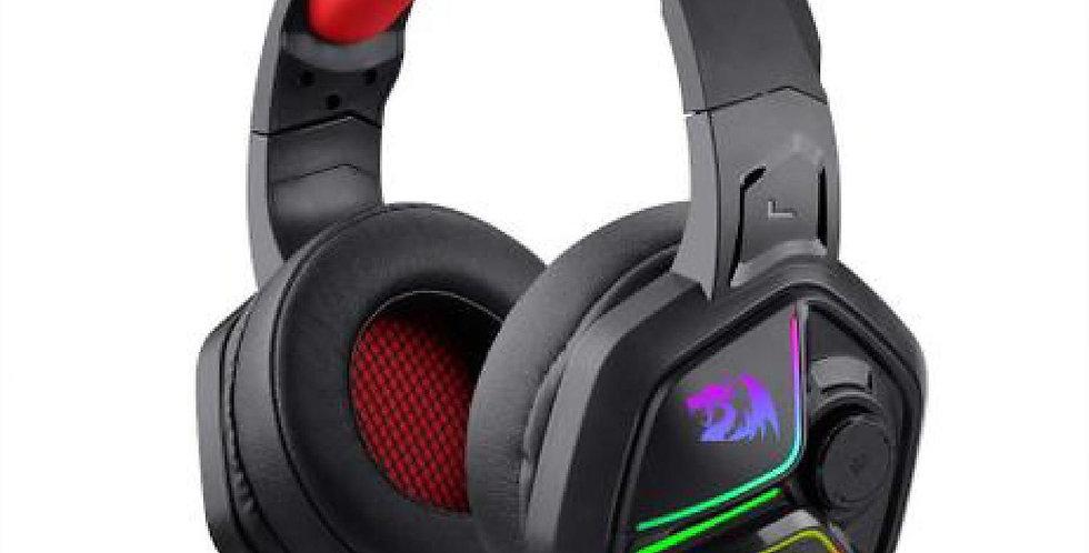 Headset Ajax com Led - Redragon