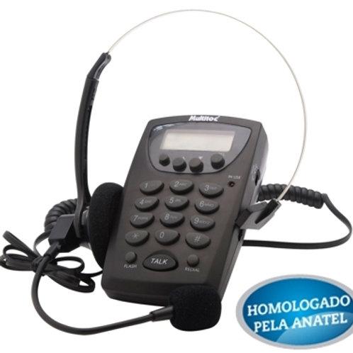 Fone Operador Multitoc