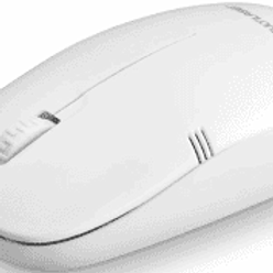 Mouse Sem Fio Branco   Mo 286 Multilaser