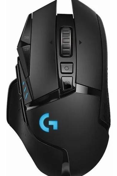 Mouse Logitech Com Fio Gamer Logitech
