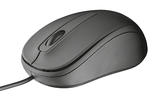 Mouse USB Com Fio Ziva  T 21508 Trust