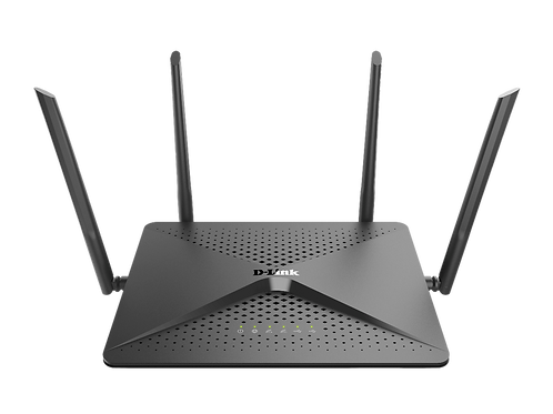 Roteador Wireless AC 2600 Dual Band GiGA D-Link