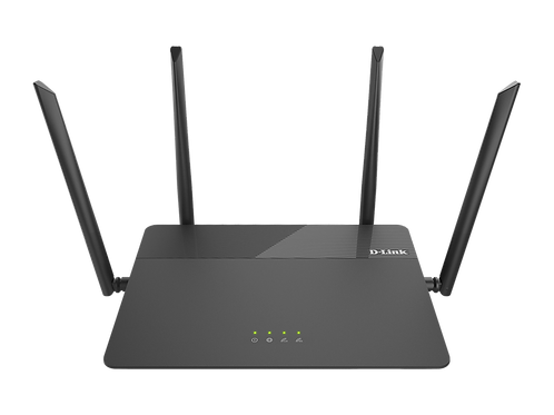 Roteador Wireless AC 1900 Dual Band D-Link