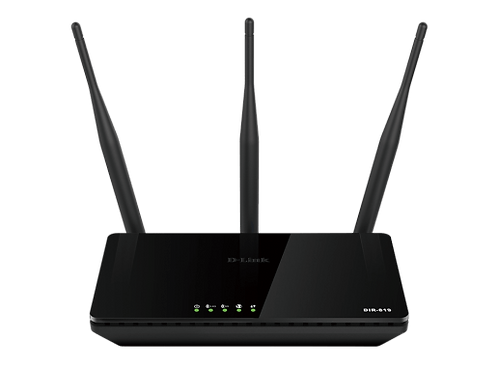 Roteador Wireless AC 750 Dual Band D-Link