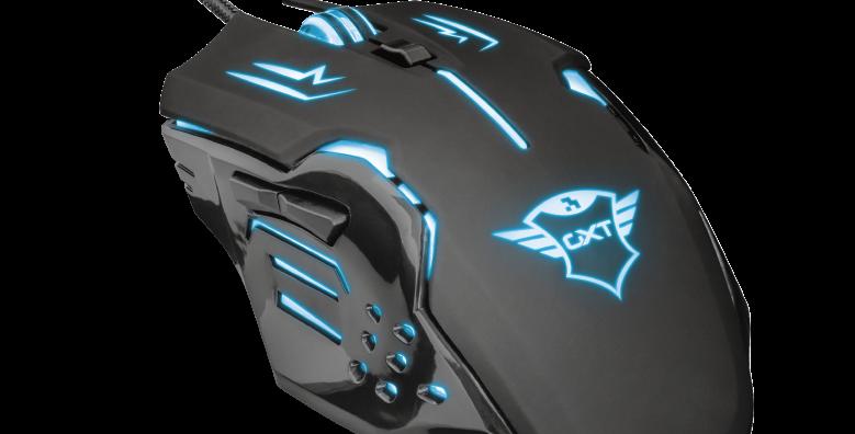Mouse GTX 108 Rava - Trust