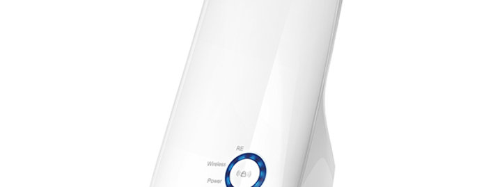 Repetidor Wi-Fi 300Mbps
