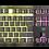 Thumbnail: Teclado Mouse USB Sem Fio Gamer  Color  T 23289
