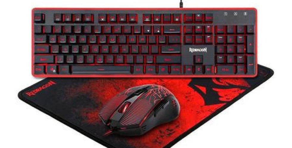 Kit Gamer Redragon - S107