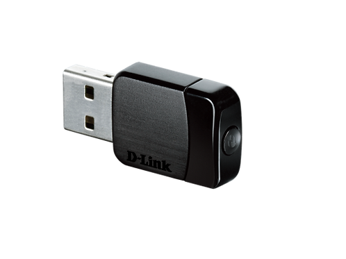 Adaptador USB Wireless AC 600 D-Link