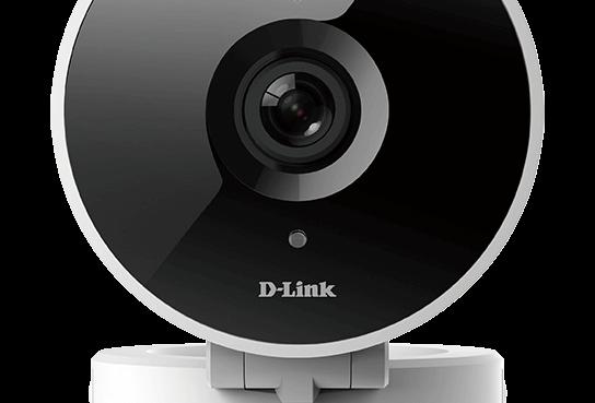 Câmera Wi-Fi HD 120ºDCS‑8010LH D-Link