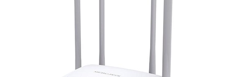 Roteador Wireless N Otimizado 300Mbps