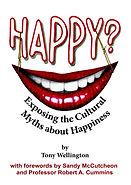 Happy? Book by Tony Wellington