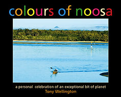 Colours of Noosa Book