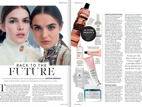 My IMAGE Magazine Skincare Feature