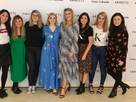 Interviewing Estée: Beauty in Bloom at Arnotts