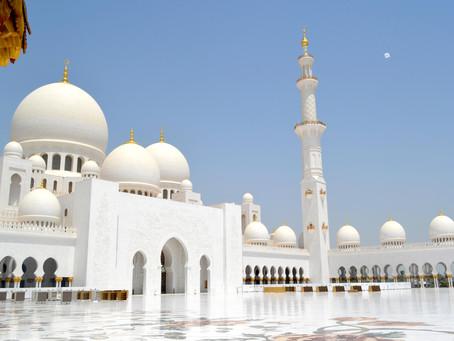 Abu Dhabi & Dubai: First Timer