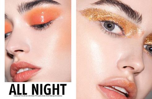 Makeup Revolution shoot 2016