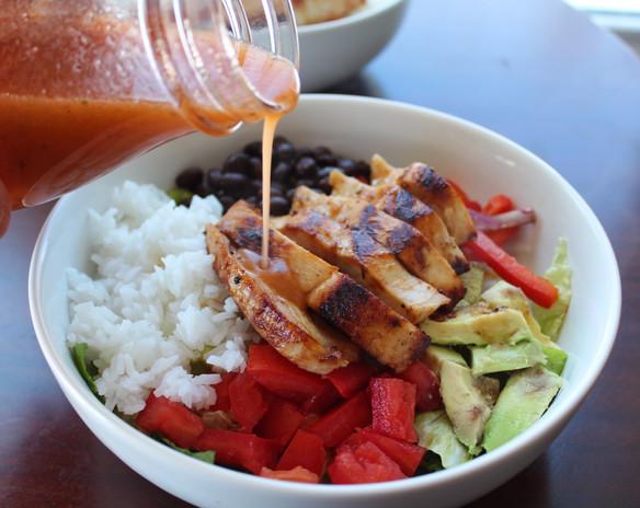 Marinade & Salad Dressing.