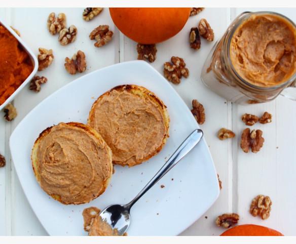 Pumpkin Walnut Butter.