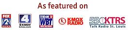 FOX news, CBS, WBT, KMOX, KTRS